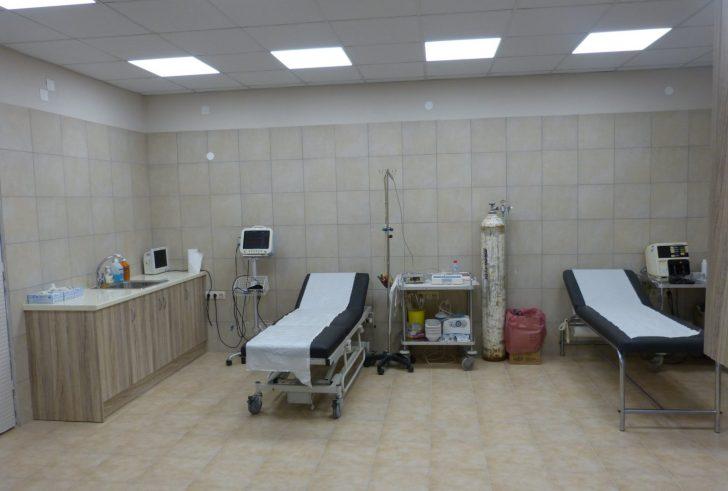 Ανακαινίστηκε το Τμήμα Επειγόντων Περιστατικών του Κέντρου Υγείας Αγίας Βαρβάρας