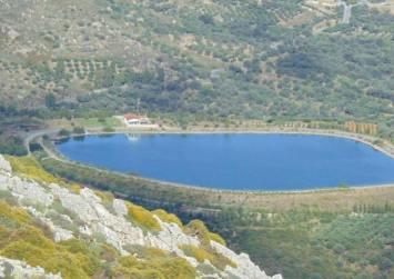 Η Λίμνη του Διγενή στην Γέργερη