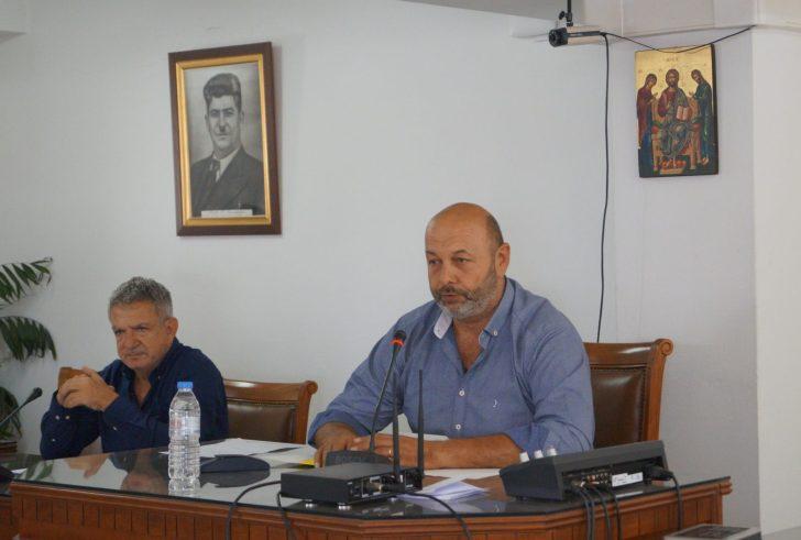 Με 16 ψήφους υπέρ νέος Πρόεδρος Δ.Σ Φαιστού ο Γρηγόρης Ανδριγιαννάκης