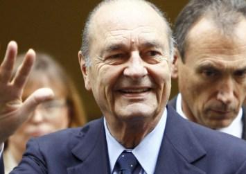 Πέθανε ο πρώην πρόεδρος της Γαλλίας, Ζακ Σιράκ