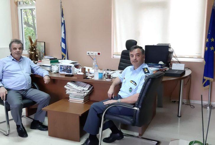 Την ενίσχυση αστυνόμευσης σε Πλακιά, Αγία Γαλήνη και Σπήλι ζήτησε ο κ.Ταταράκης