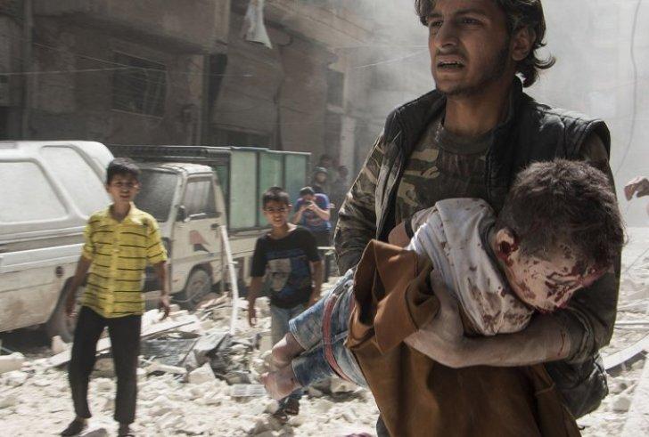 Τουρκική εισβολή στη Συρία : Σφαγή δίχως έλεος – Απώλειες αμάχων και παιδιών