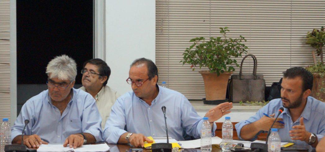 Σε Βατερλό για τον Δήμαρχο Φαιστού εξελίχθηκε η ψηφοφορία για τη διοίκηση της ΔΕΥΑΦ