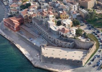 """Φρούριο Φιρκά: Ο χώρος όπου """"ενώθηκε"""" η Κρήτη με την Ελλάδα"""