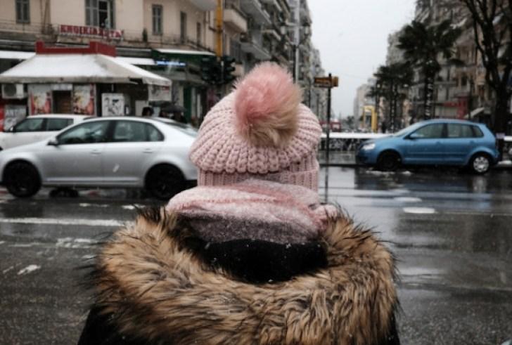 Ερχεται χειμώνας για 30 ώρες -Τσουχτερό κρύο σε όλη τη χώρα, πού θα χιονίσει