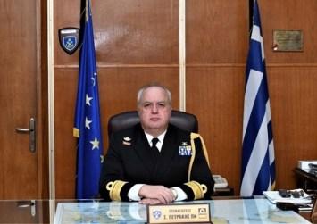 Ο Κρητικός Στ. Πετράκης στο τιμόνι του ΓΕΝ μετά τις κρίσεις του ΚΥΣΕΑ