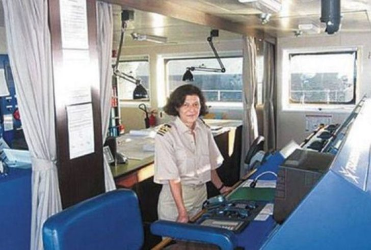 Έφυγε από τη ζωή η Κρητικιά καπετάνισσα Στέλλα Φραντζεσκάκη
