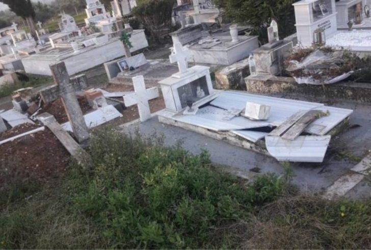 Τραγικό! Καλαμάτα: Μαθητές ξέθαψαν πτώμα και το έβαλαν να κοιτά την είσοδο του νεκροταφείου