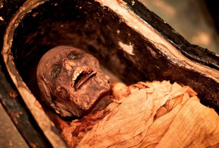 Αίγυπτος: Η μούμια «μίλησε» – Ακούστε τη φωνή ιερέα 3.000 χρόνια μετά τον θάνατό του