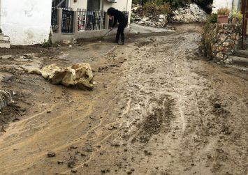 Πρόγραμμα αποζημιώσεων από την πλημμύρα στα Δ.Δ Αντισκαρίου και Πηγαϊδακίων το 2018