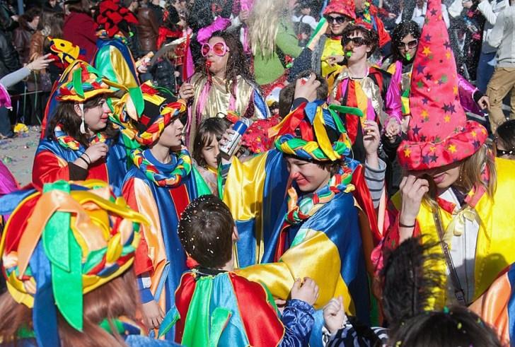 Κυριακή 1 Μαρτίου: 10ο Καρναβάλι στο Τυμπάκι & 42ο Καρναβάλι στην Πόμπια