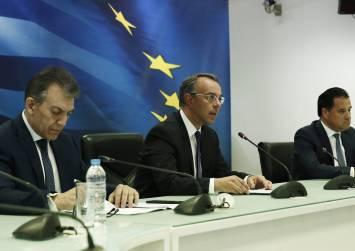 Μέτρα για τον κορωνοϊό: Δείτε τις ανακοινώσεις για το επίδομα των 800 ευρώ και το δώρο Πάσχα