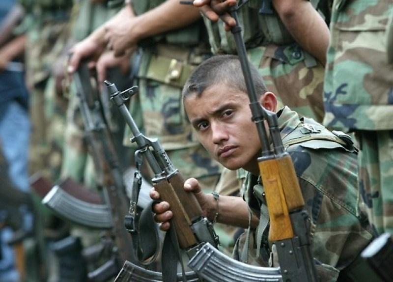 Colombia. paramilitares