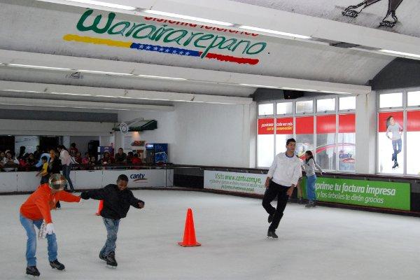Resultado de imagen para patinaje sobre hielo galipan
