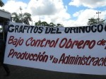 Grafitos del Orinoco bajo control obrero