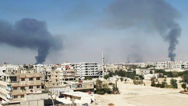 29 niños y su maestro perdieron la vida mano de opositores sirios