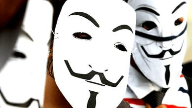 Los 'hackers' anunciaron el ataque a través de su cuenta de Twitter