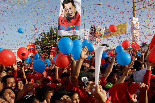 Este jueves Vargas recibe al Candidato de la Patria