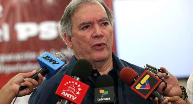 El embajador de Venezuela ante la Organización de Estados Americanos (OEA), Roy Chaderton