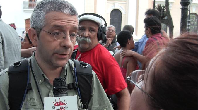 Periodista de Hispan Tv
