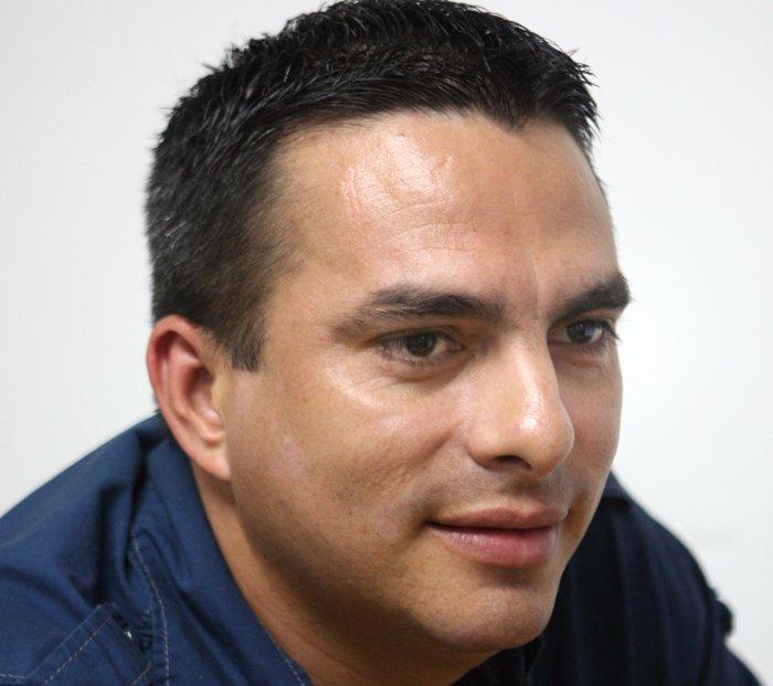 Carlos Becerra, gerente de Medios comunitarios y Alternativos de CONATEL