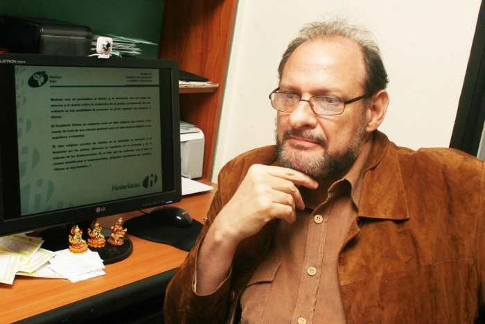 Oscar Schemel, Presidente de Hinterlaces