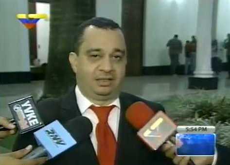 Diputado Julio Chávez