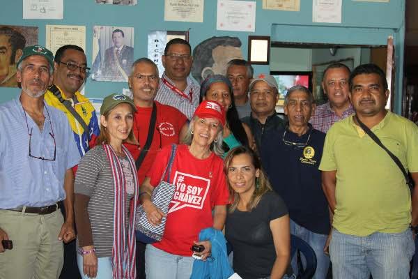Radios anfitrionas miembros de la Mesa de Comunicación MAC-GDC
