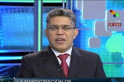 El canciller venezolano, Elías Jaua