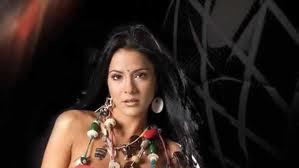 La actriz venezolana Norkys Batista