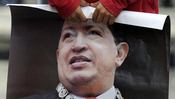 70% de los rusos considera que Chávez fue un lider talentoso y eficiente