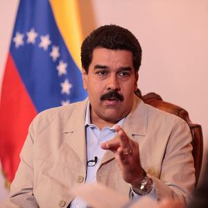 Presidente (E) Nicolás Maduro