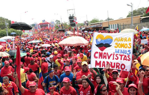 El Zulia está con Maduro