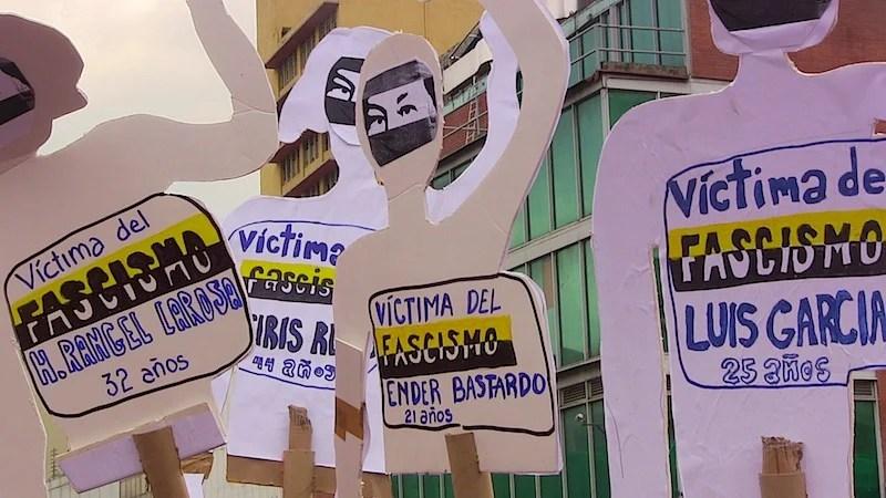 Justicia para las víctimas de abril 2013, asesinadas por hordas instigadas por  capriles al conminarlos a salir a la calle a drenar su arrechera