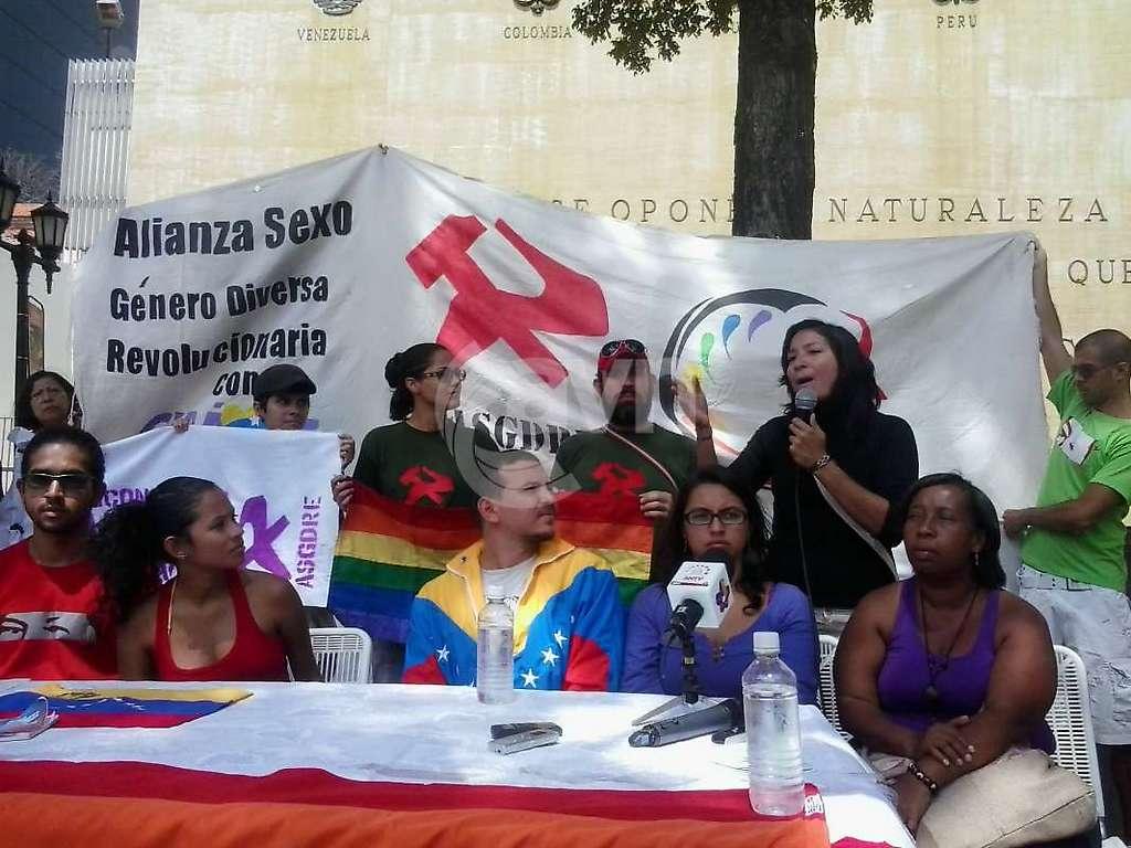 Alianza Sexo-Género Diversa Revolucionaria (ASGDRE)