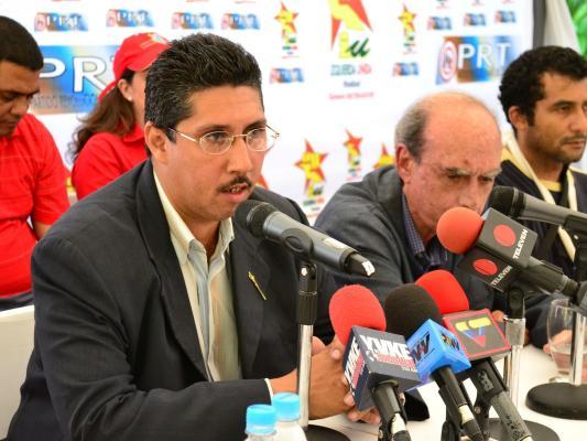 Felix Velásquez, coordinador nacional del colectivo revolucionario