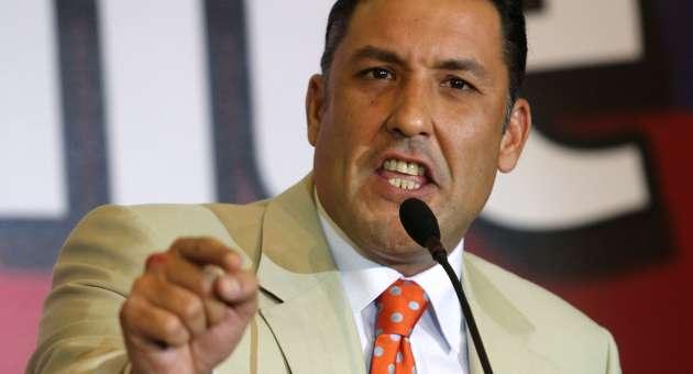 El ex gobernador del estado Zulia, Pablo Pérez