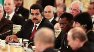 Presidente Maduro asiste a reunión del Caricom