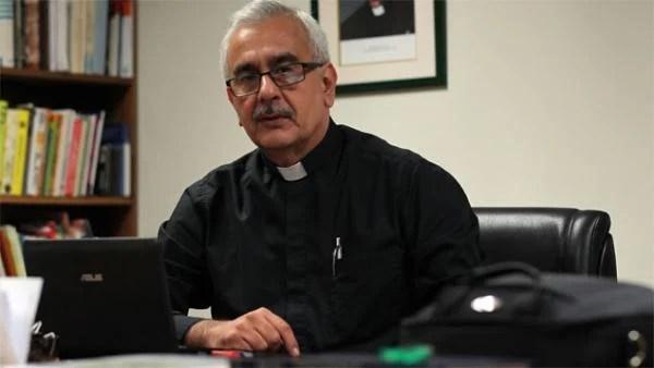 El rector de la Universidad Católica Andrés Bello (Ucab), José Virtuoso
