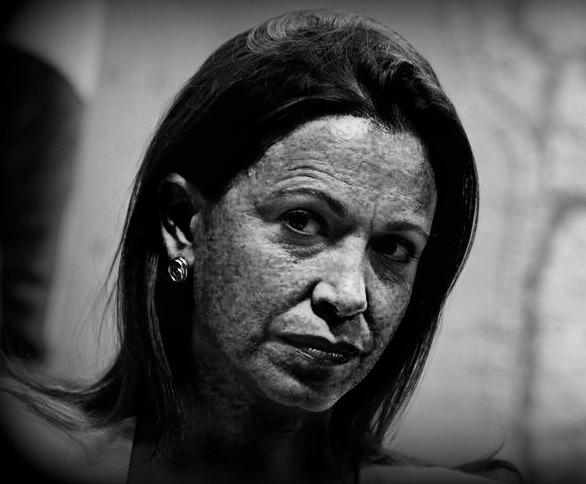 nuevas evidencias que confirman la vinculación de Lorent Gómez Saleh con la dirigente opositora María Corina Machado.