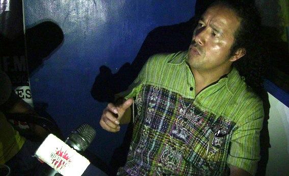 Juvenal Quispe, analizó la situación en Centroamérica en le programa Cabalgando por América, en Radio Zamora Libre 101.9 FM