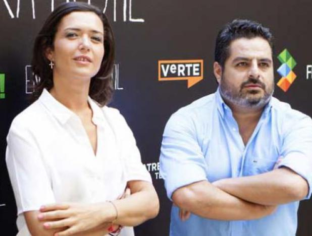 Alejandra Andrade y Jalis de la Serna, los presentadores de Tierra Hóstil de Antena 3 de España
