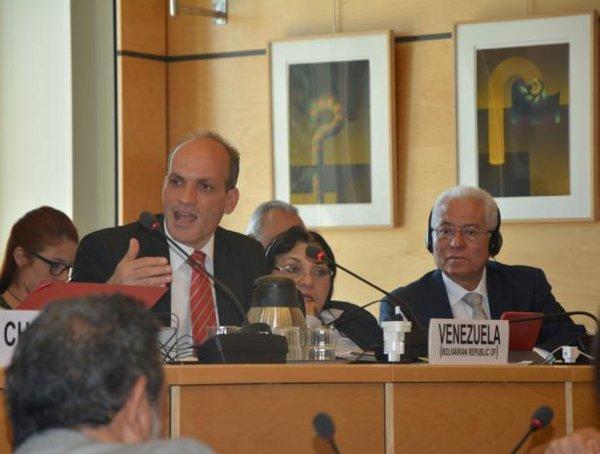 En la sesión, la representación nacional dio fundamentada respuesta a las preguntas formuladas por los miembros del Comité sobre las políticas y planes humanistas del Estado venezolano para garantizar estos derechos a la población.