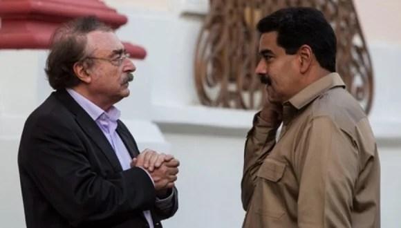 Ramonet y Maduro