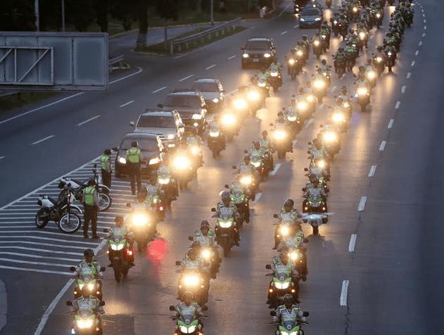 Desplegados 500 hombres de PNB y GNB en vías rápidas de Caracas para reforzar la seguridad