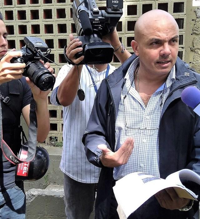 Mayor General (R) Cliver Alcalá Cordones informa sobre denuncia entregada en el Ministerio Público