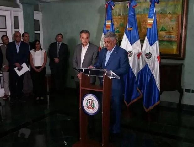 Reunión en República Dominicana