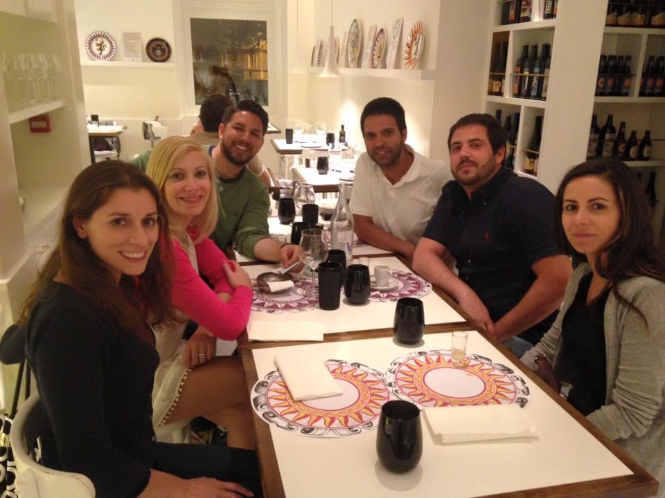 Forno D'Oro dinner