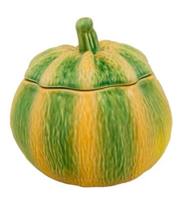 Bordallo Pinheiro pumpkin tureen
