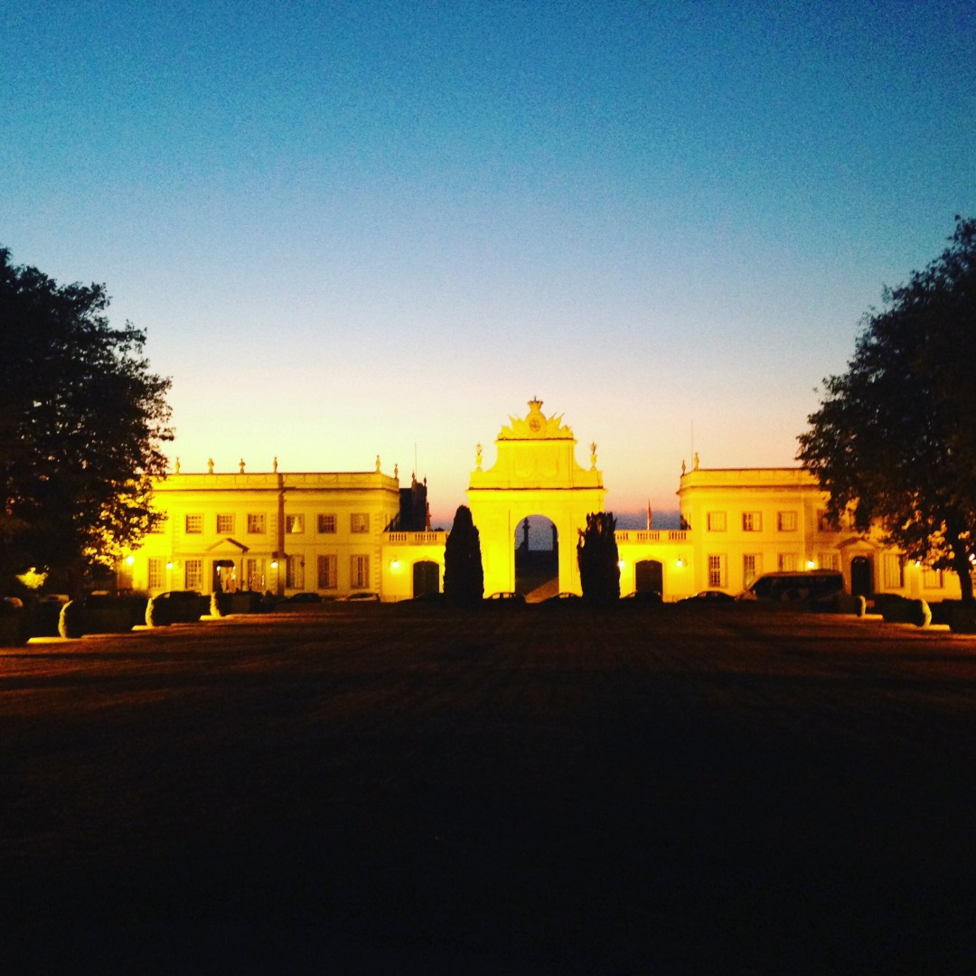 Palácio de Seteais by night